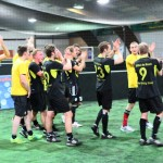 Bubble Football Meisterschaft 13