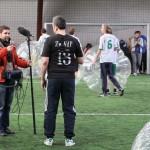 Bubble Football Meisterschaft