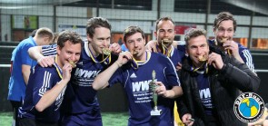 Bubble Football Meisterschaft 16