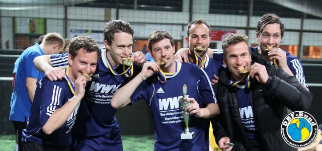 Deutsche Meisterschaft im Bubble Football
