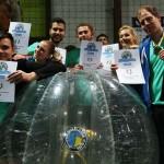 Bubble Football Meisterschaft 19