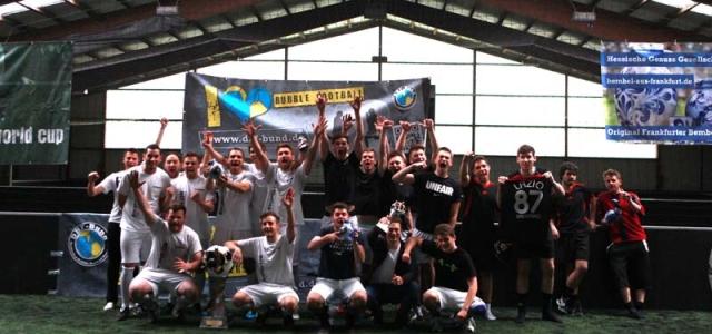 3. Deutsche Meisterschaft im Bubble Football