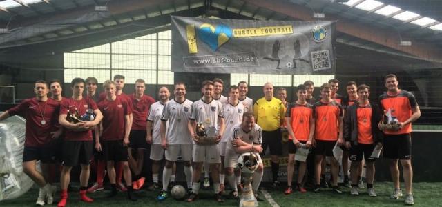4. Hessische Meisterschaft im Bubble Football