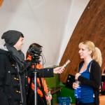 Interview der Teilnehmer