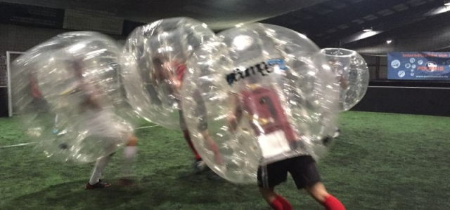 Bubble Football Städtetour