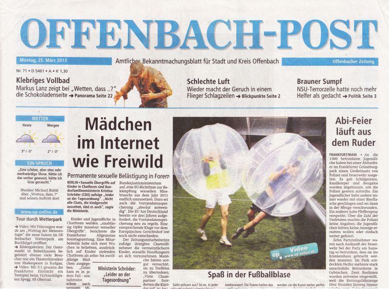Bekjente offenbach post