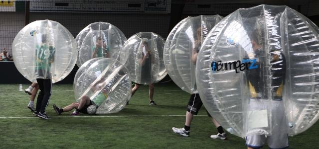 3. Hessische Meisterschaft im Bubble Football!