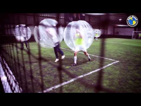Best Bubble Football Collisions